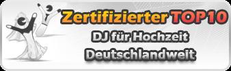 DJ Denki Würzburg Nürnberg Schweinfurt Hochzeit Preis Anlage Party